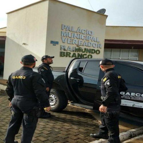 Gaeco cumpre mandados contra prefeitos e empresários em Monsenhor Hipólito e outros cinco municípios do Piauí