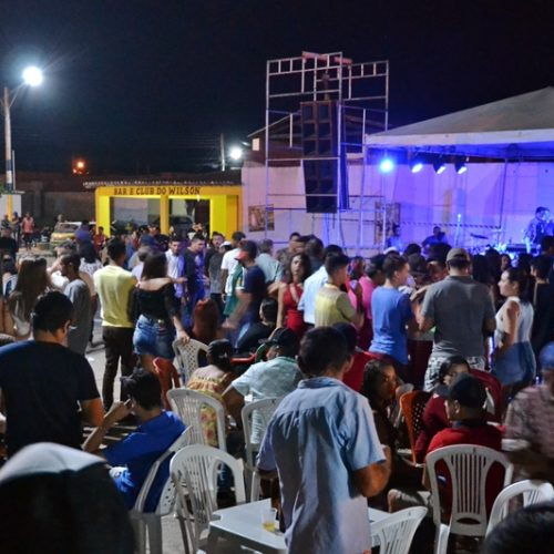 FOTOS   Show com Jorge do Acordeon nos festejos de Belém do Piauí