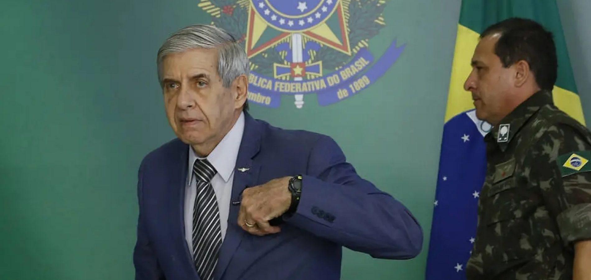Onde estavam os ministros militares de Bolsonaro em 1964?