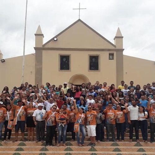 Missão é realizada em Caldeirão Grande do Piauí  em preparação para os festejos de São José