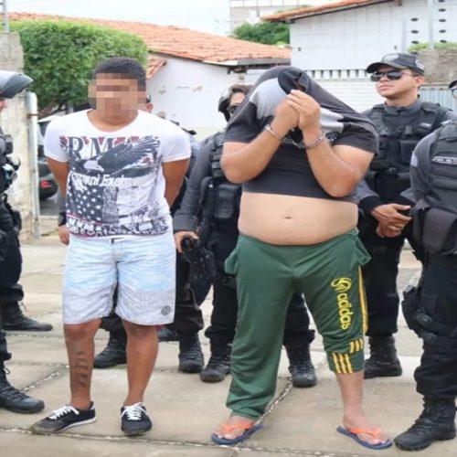 Operação Integração prende suspeitos de homicídio, roubo e estupro no Piauí e Maranhão