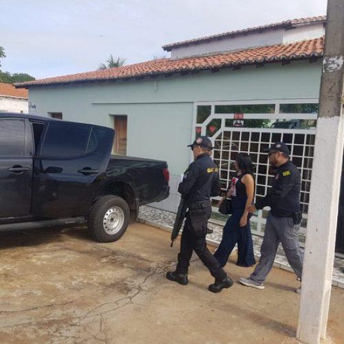 Ex-prefeita e mais quatro presos por fraudes em operação são soltos