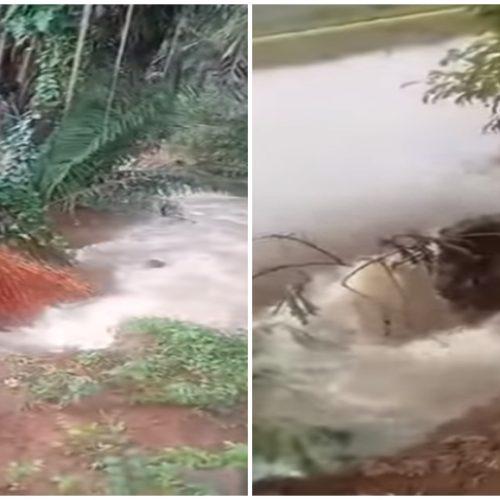 Parede de açude rompe no interior do Piauí