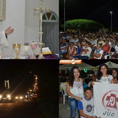 Missas e Carreata marcam abertura da 85ª Festa de São José em Caldeirão Grande do Piauí