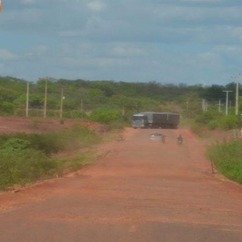 Justiça bloqueia R$ 10 milhões para retomada das obras da PI que liga Picos a Itainópolis