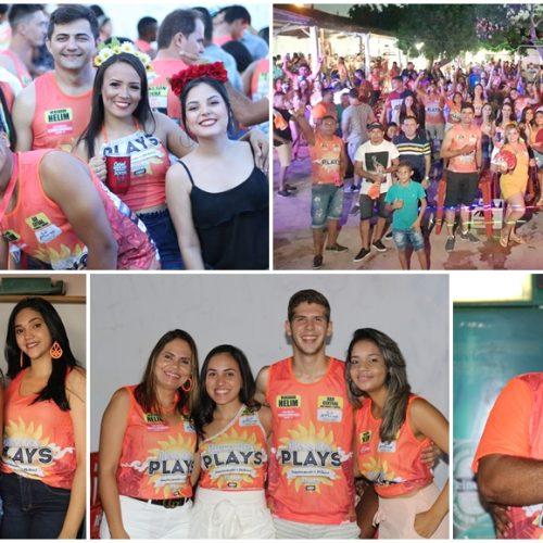 Confira fotos da tradicional festa do Bloco dos Plays em Patos do Piauí
