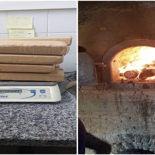 Polícia Civil incinera mais de 18 kg de drogas