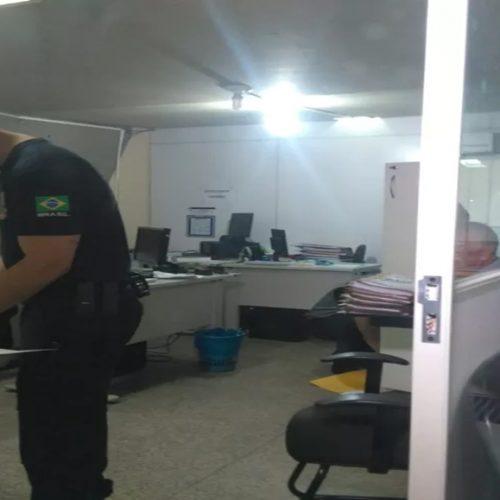 PF e CGU cumprem mandados na Seduc para investigar desvio de R$ 1 milhão da merenda escolar
