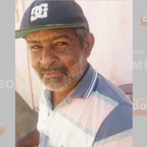 Família de Isaías Coelho procura por homem desaparecido em Oeiras