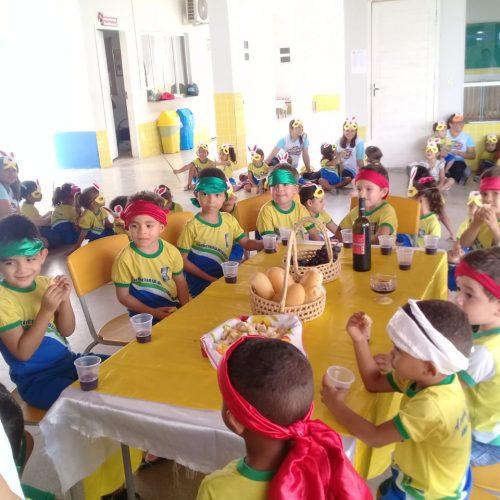 Escolas da rede municipal de Belém do Piauí comemoram a Páscoa