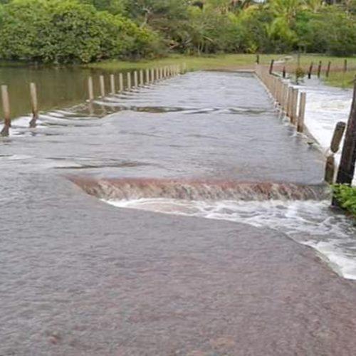 INMET emite sinal de alerta para acumulado de chuva em todo Piauí; Confira a lista