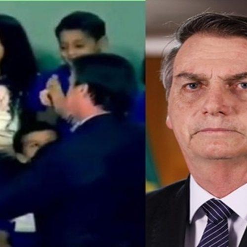 Criança, vítima de fake news, está vivendo drama e receberá visita de Bolsonaro