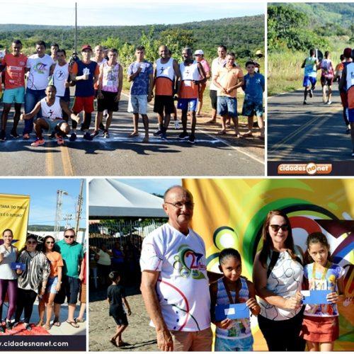 SANTANA 27 ANOS│Maratona de Rua reúne 58 atletas e tem premiação de R$ 1.710,00; fotos