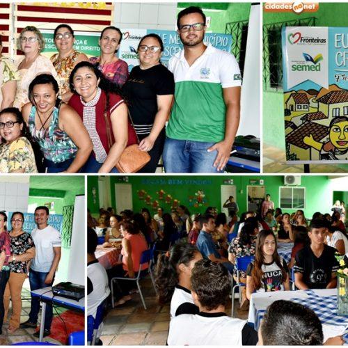 Educação de Fronteiras realiza 1º Fórum De Bem Com a Vida Sem Drogas; fotos