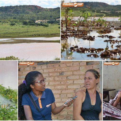 JAICÓS | Antes e depois do Açude Tiririca: relatos de quem viveu tempos de fartura