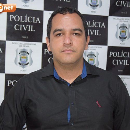 Delegado intercepta condutor que trafegava na contramão na BR-316 em Picos