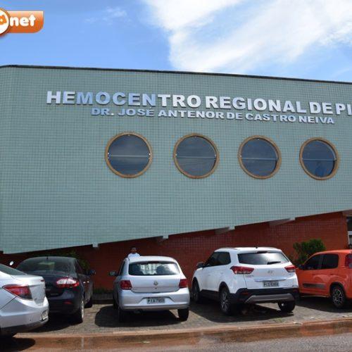 Hemocentro de Picos convoca doadores para abastecerem estoque