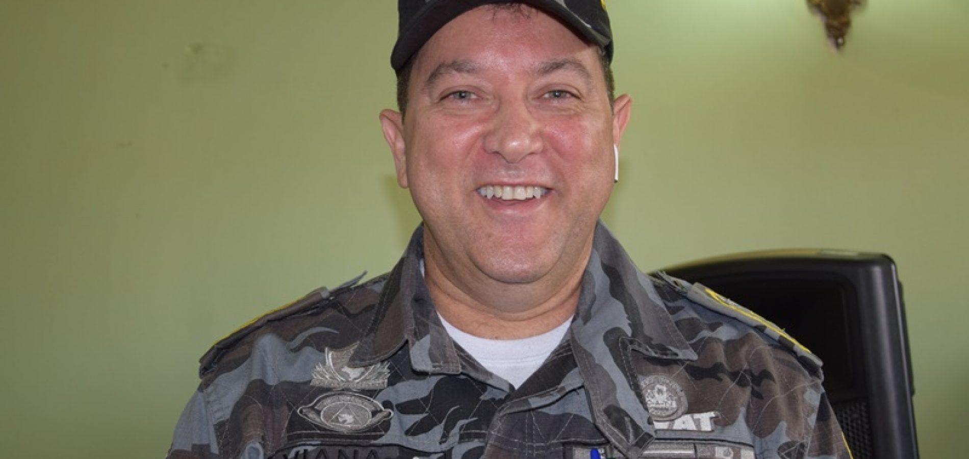 Justiça condena coronel Edwaldo Viana a pagar multa por Ação Popular ilegítima
