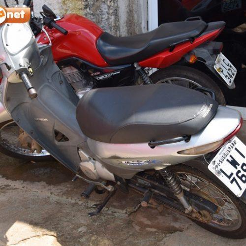 PRF recupera moto roubada em Picos