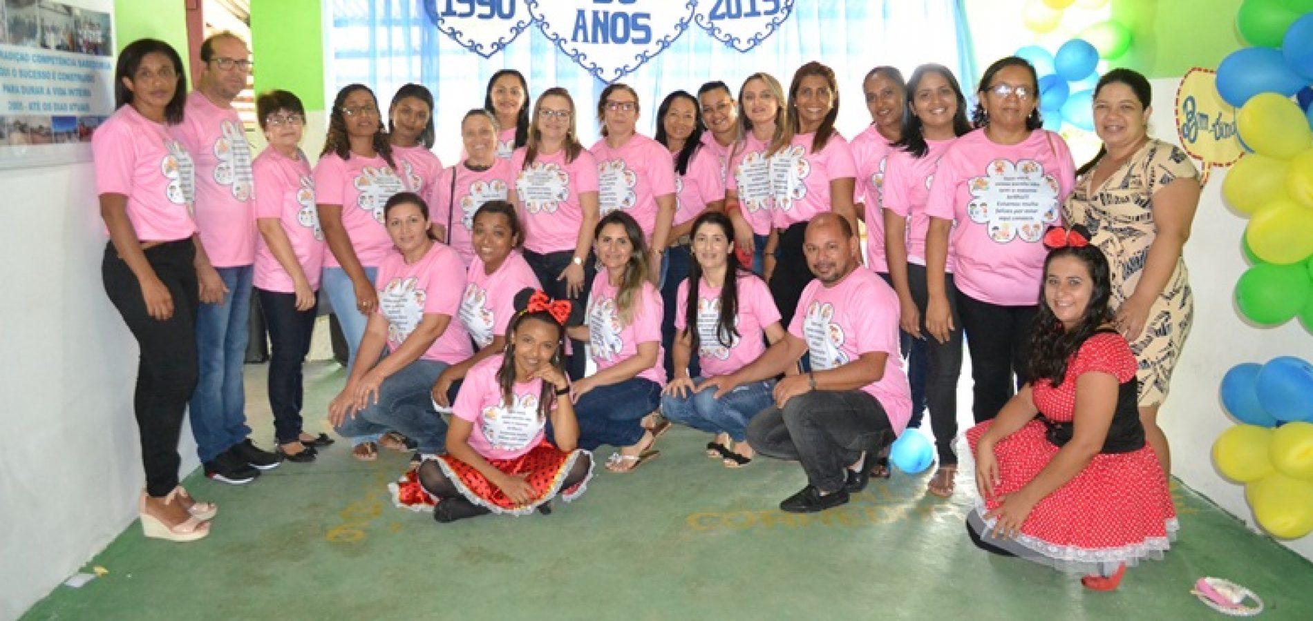 JAICÓS | Escola Pequeno Polegar inicia segundo semestre letivo nesta quinta-feira (01)