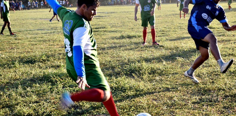 FOTOS   Torneio da Amizade 2019 na localidade Cansanção em São Julião