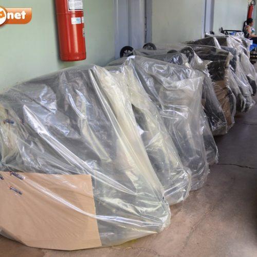 Saúde de Picos faz entrega de aparelhos de locomoção a pacientes na quarta (24)