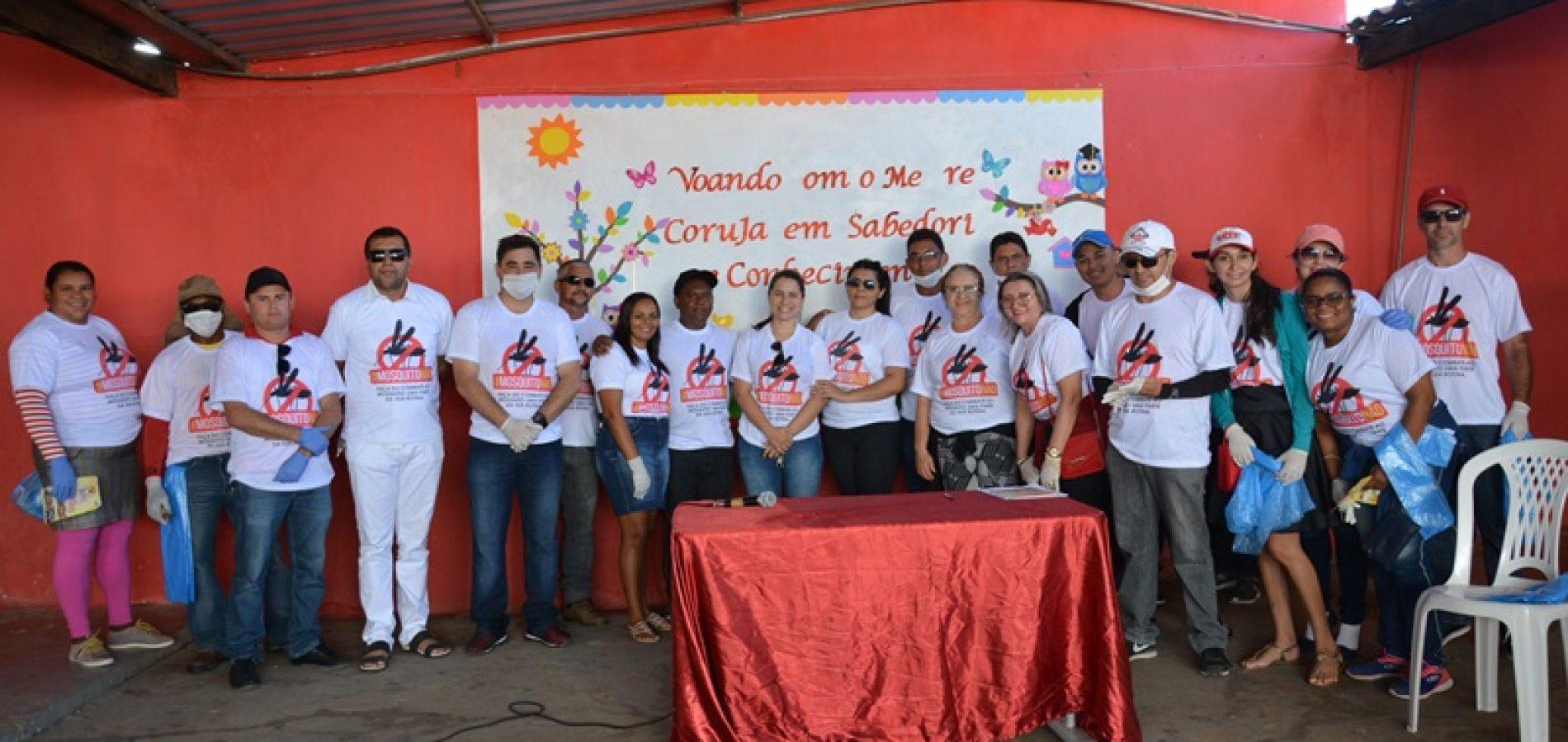 Prefeitura de Padre Marcos realizará pulverização em toda a cidade e campanha de combate ao mosquito da dengue
