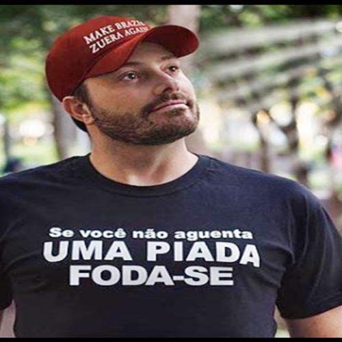 """""""É praticamente impossível que eu seja preso"""", diz Danilo Gentili"""