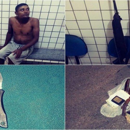 Homem comete três tentativas de homicídio no Piauí