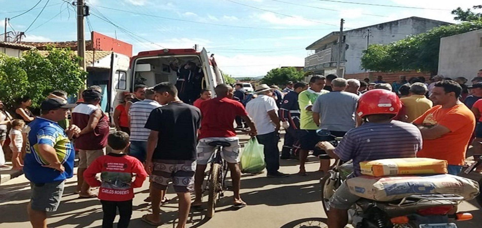 Homem morto no bairro Pedrinhas comandava quadrilha criminosa em Picos, diz polícia