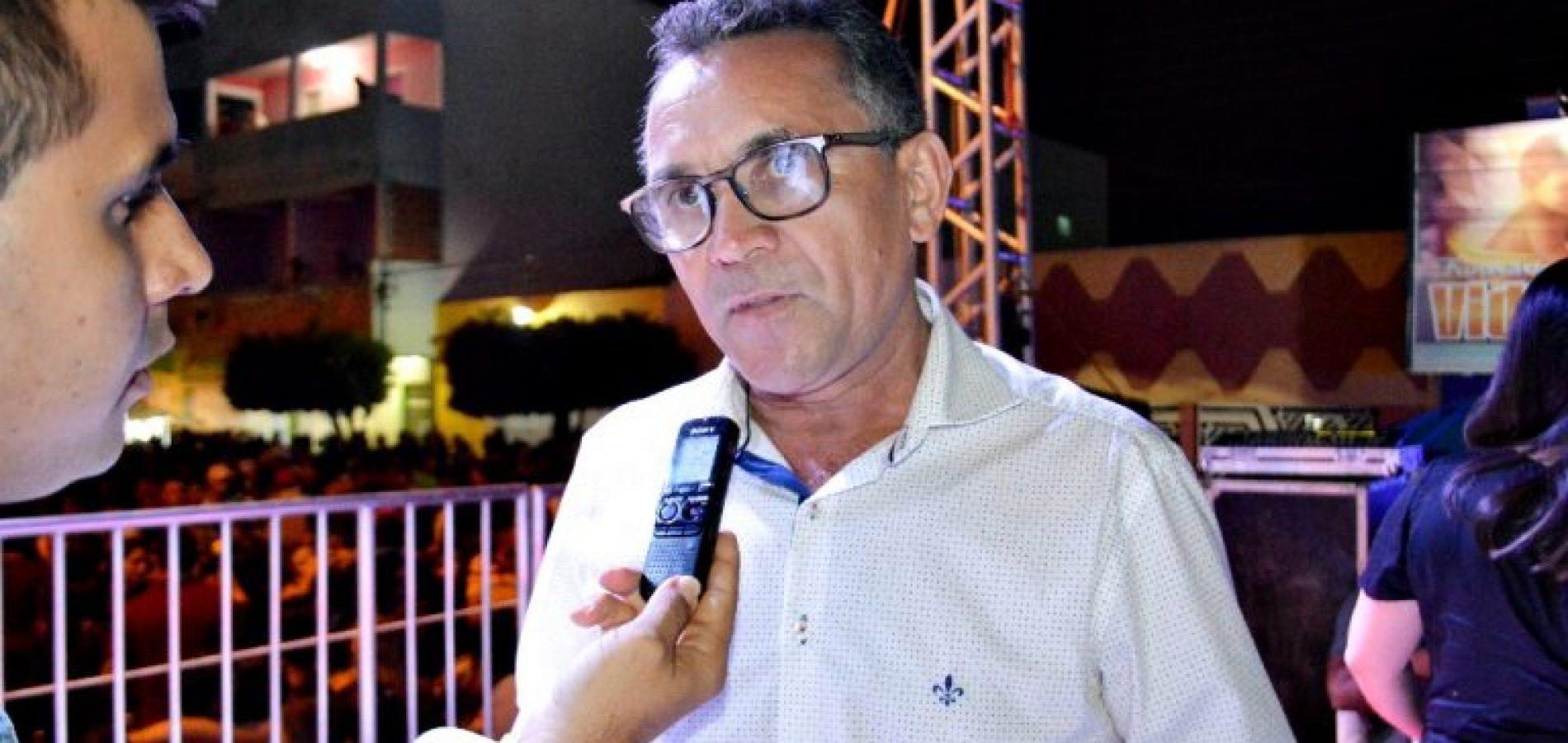 Ex-vereador de Marcolândia sofre tentativa de homicídio