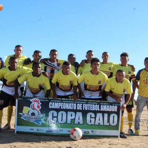 Cerâmica vence Flamengo e disputará final da Copa Galo contra o Audax na quarta (01)
