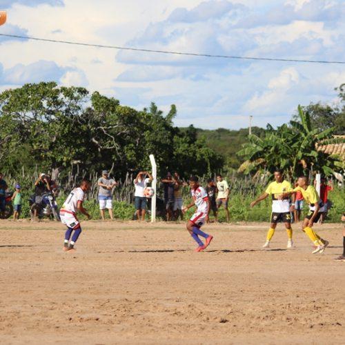 JAICÓS   Confira os registros da semifinal da Copa Galo ente Cerâmica e Flamengo