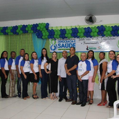 Em solenidade bastante prestigiada, Prefeitura de Jaicós realiza abertura da 9ª Conferência de Saúde
