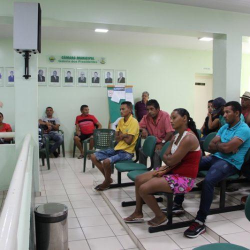 Prefeitura de Jaicós e SEBRAE promovem palestra para trabalhadores do transporte escolar