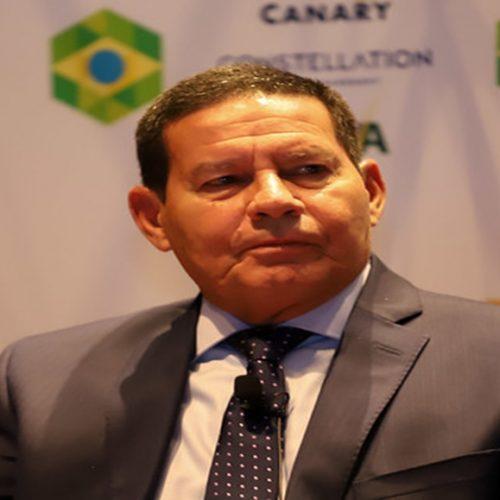 Agenda de Mourão no Piauí inclui encontro com W.Dias no Karnak