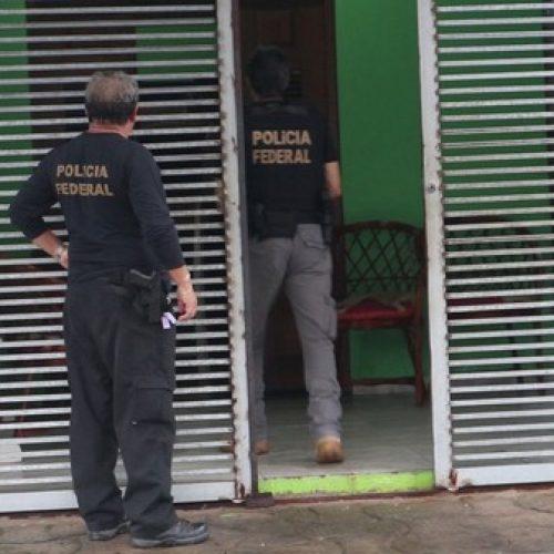Vereador, chefe do Ibama e mais oito são presos no Piauí por comércio ilegal de madeira
