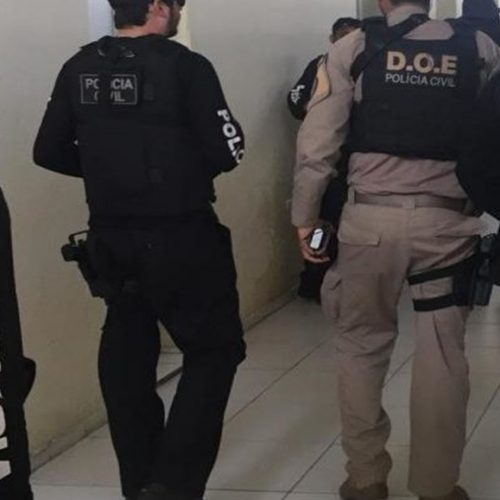 Criminosos rendem gerente de loja e roubam R$ 500 mil em mercadorias