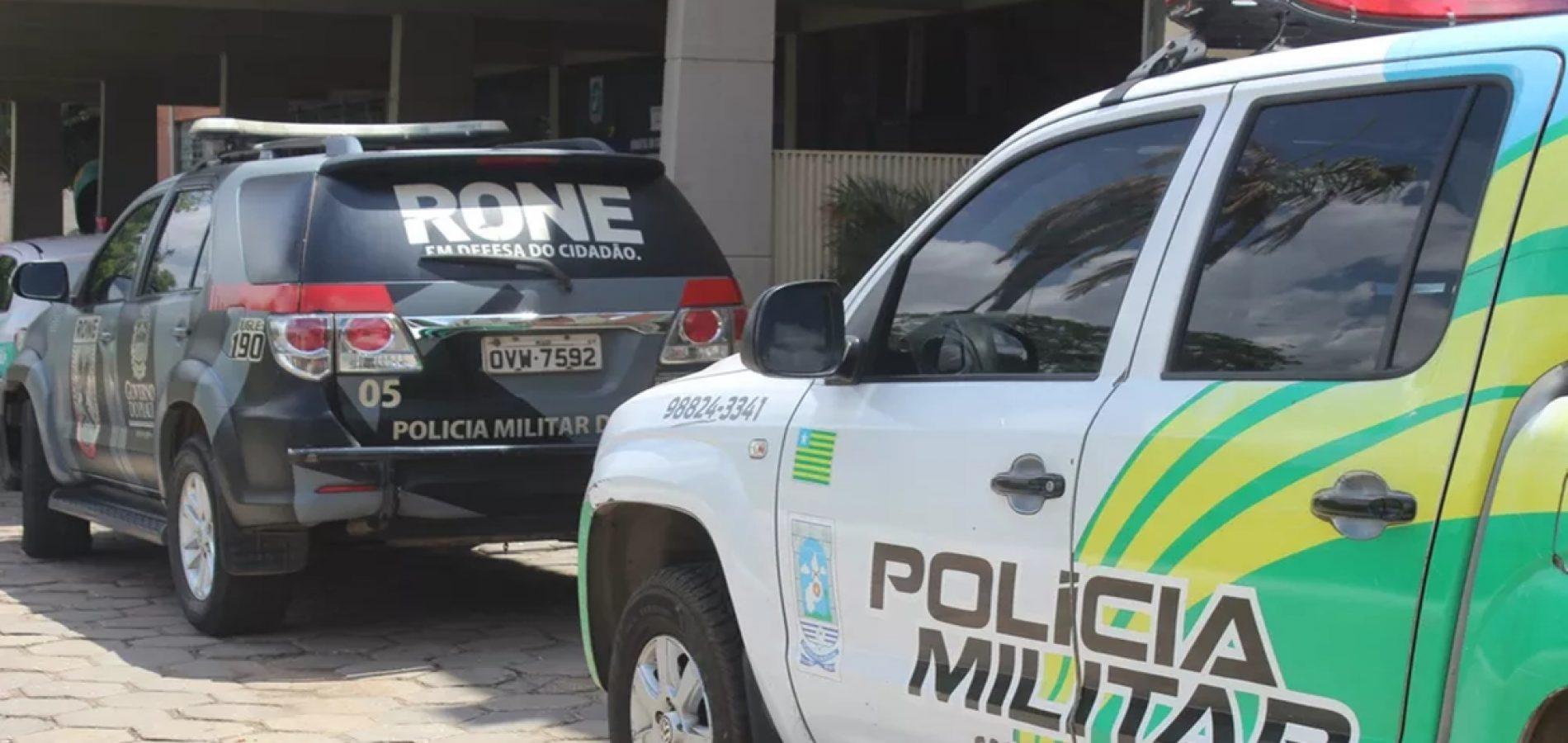 PM encontra caixa dos Correios com tornozeleiras eletrônicas no Piauí