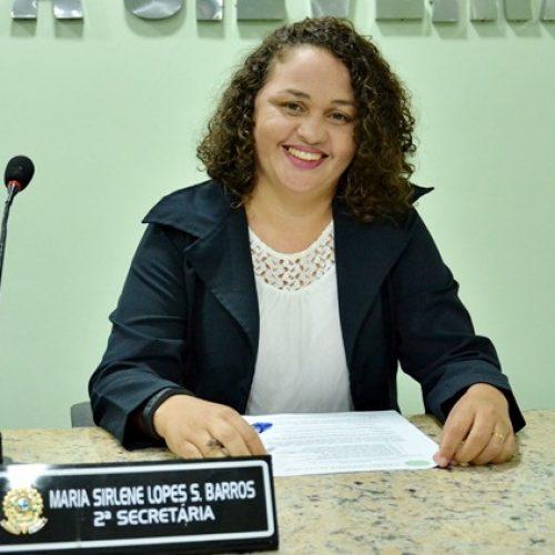 JAICÓS   Vereadora Sirlene solicita inclusão da Feira da Agricultura do Povoado Esquisito no calendário do município