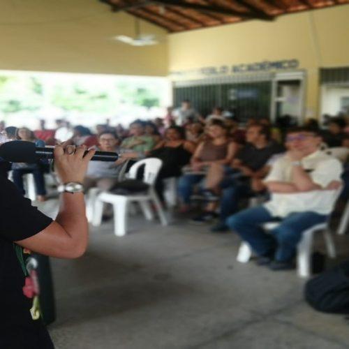 Professores da Uespi aprovam a suspensão da greve e manutenção das mobilizações