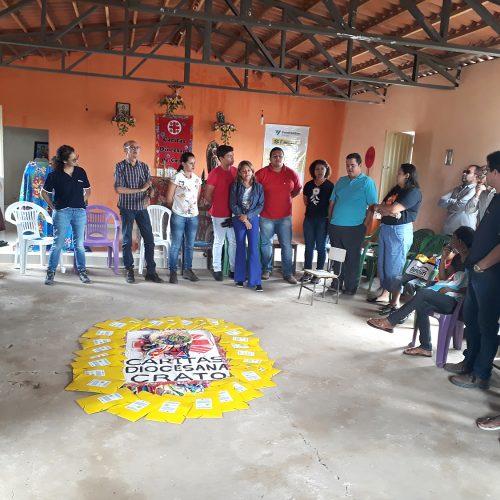 Comunidade de Curral Novo do Piauí é beneficiada com projeto que incentiva o uso de tecnologias socioambientais
