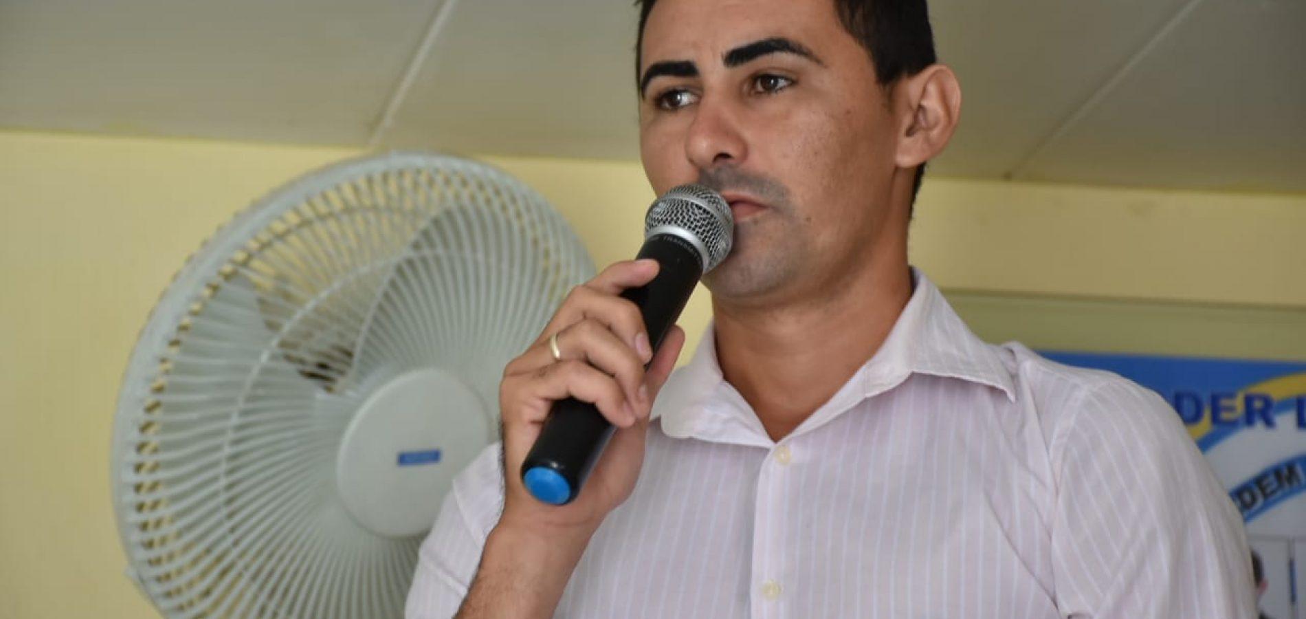 VILA NOVA | Flávio Sousa solicita a contratação de um profissional de Educação Física para a Academia de Saúde
