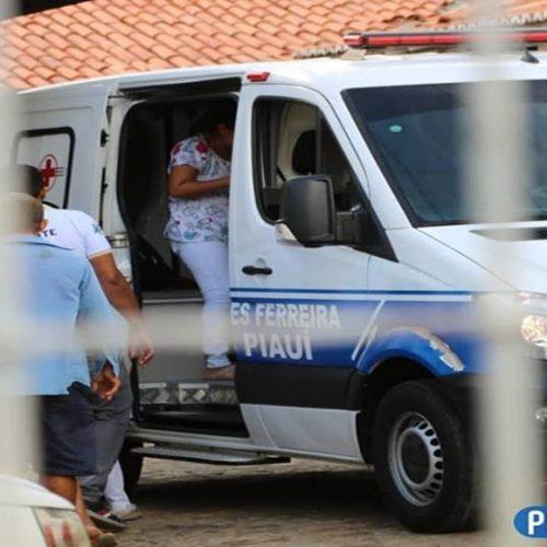 Grave acidente deixa homem ferido em Paulistana