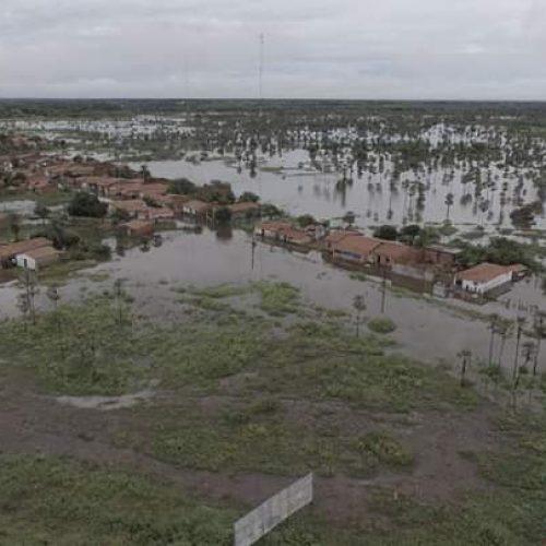 Dez mil pessoas estão desabrigadas por causa das chuvas no Piauí, aponta Defesa Civil