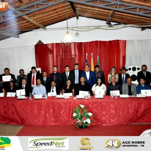 ALEGRETE 27 ANOS│Câmara Municipal entrega 20 títulos de cidadania no aniversário de emancipação política
