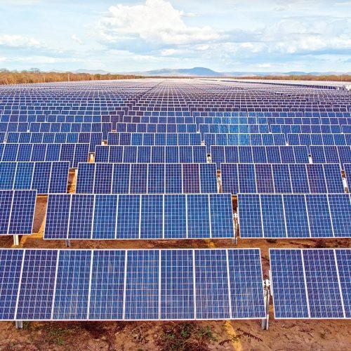 Sertão ganhará um dos maiores parques de energia solar do Brasil