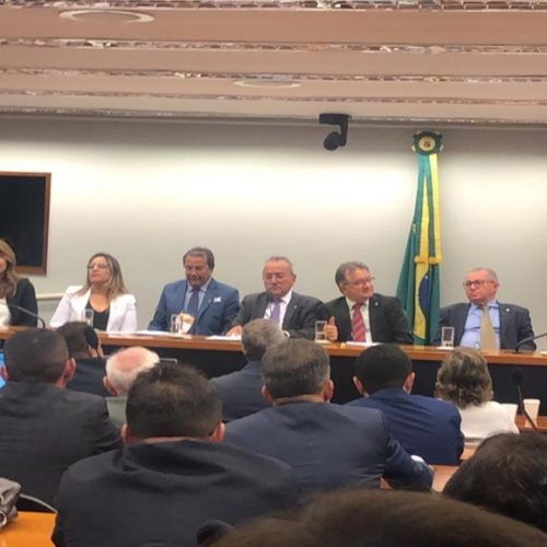 Reforma da Previdência domina pauta de reunião dos prefeitos com a bancada federal