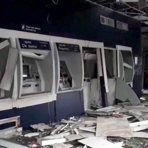 Justiça condena grupo que explodia e furtava agências bancárias no PI