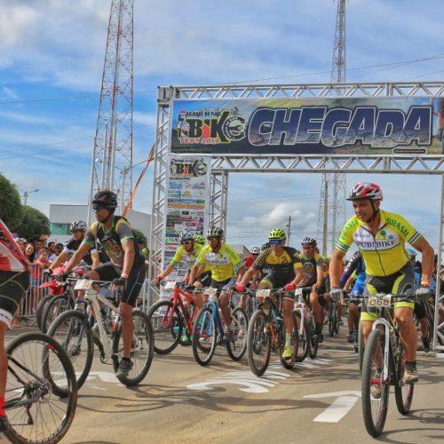 Confira fotos do I Bike Test em Caridade do Piauí